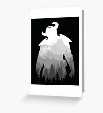 Elder Scrolls - Skyrim Greeting Card
