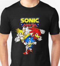sonic mania5 T-Shirt