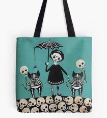 Tag der Toten Tote Bag