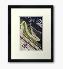 'Stelvio' Print Framed Print