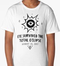 Eye Survived Long T-Shirt