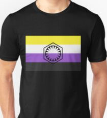 Non-Binary First Order (reverse) T-Shirt