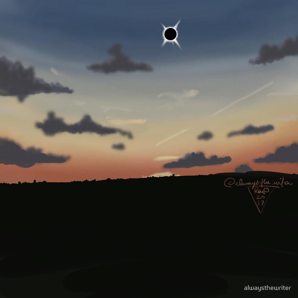 Totality 2017 by Rachael Palumbo