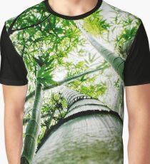 Bamboo Graphic T-Shirt