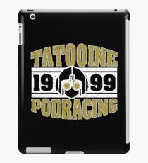 Tatooine Podracing iPad Case/Skin