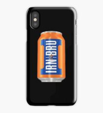 IRN BRU - Bottle iPhone Case/Skin