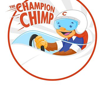 The Champion Chimp Racer 1 by SteveArmstrong