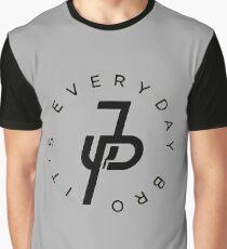 Everyday Bro It's JP Graphic T-Shirt