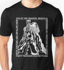 Vlad the Impaler, Dracula Unisex T-Shirt