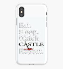WATCH CASTLE iPhone Case