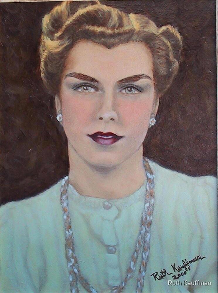 """Aunt Nancy"" by Ruth Kauffman"
