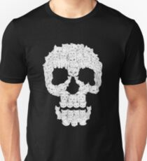 Skulls are for Pussies T-Shirt T-Shirt