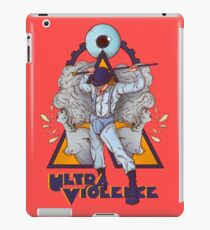 A clockwork orange ULTRAVIOLENCE iPad Case/Skin