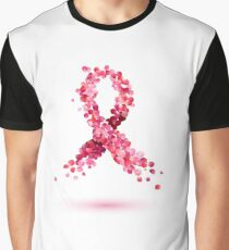 Breast Cancer Awareness Month Graphic T-Shirt