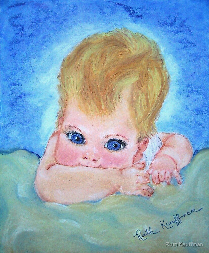 """""""Baby Blues"""" by Ruth Kauffman"""