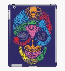 A Graphic Death iPad Case/Skin