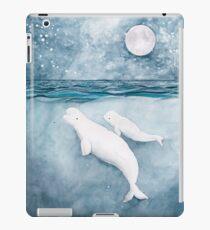 White Whales - Belugas iPad Case/Skin