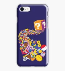 Quest for Power iPhone Case/Skin