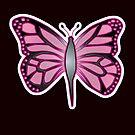 Dark Butterfly by RogueGear