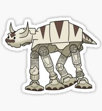 AT-AT x Appa Sticker