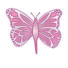 Light Butterfly by RogueGear