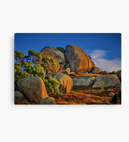 """""""Rock of Ages"""" Canvas Print"""