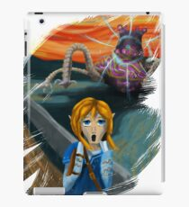 The Guardian Scream - Painterly iPad Case/Skin