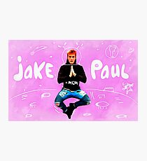 jake paul6 Photographic Print