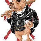 Pitbull English by bykai