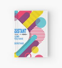 ACTIVITIES ASSISTANT Hardcover Journal