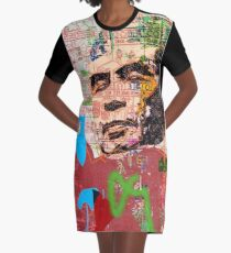 my favorite/Thich Nhat Hanh Graphic T-Shirt Dress