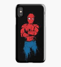 Welcome back Peter iPhone Case/Skin