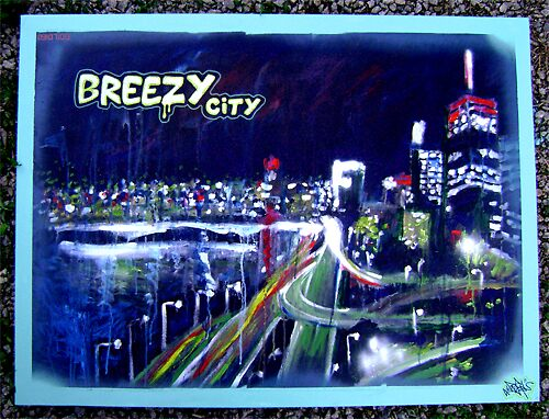 Breezy by Ans Phame