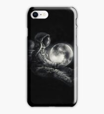 Moon Play iPhone Case/Skin