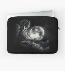 Moon Play Laptop Sleeve