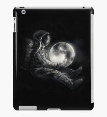 Mond spielen iPad-Hülle & Klebefolie