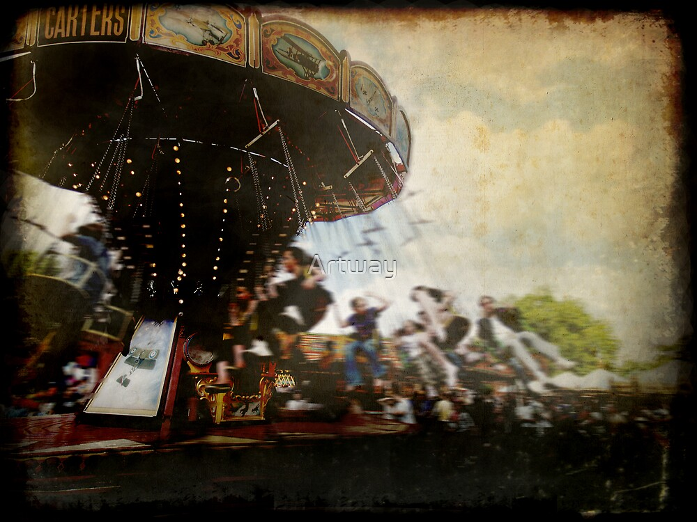 All The Fun Of The Fair by Artway