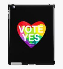 vote Yes !!! iPad Case/Skin