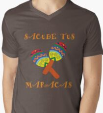 Mexican Sacude Tus Maracas - Shake Your Maracas Vacation Design T-Shirt