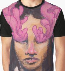 Bubblegum Eyes Graphic T-Shirt