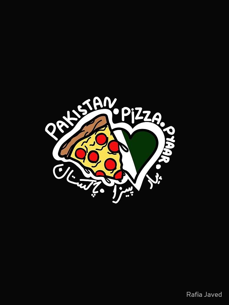 Pakistan, Pyar & Pizza by httpartless