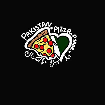 Pakistan, Pyar & Pizza by httpartless