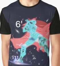 Spiral Power Height Graphic T-Shirt