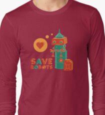 Save robots T-Shirt