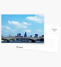 London Buses Postcards