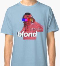 Frank Ocean Blond Helmet Logo Classic T-Shirt