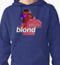 Frank Ocean Blond Helmet Logo Pullover Hoodie