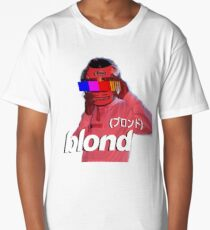 Frank Ocean Blond Helmet Logo Long T-Shirt