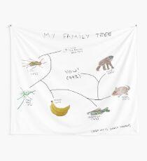 My Family Tree Wall Tapestry