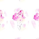 Undress yourself Pink Lady by balgrittella